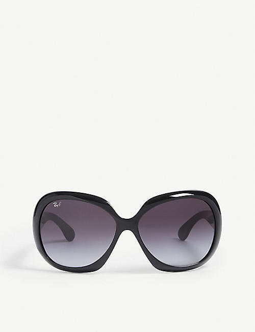 RAY-BAN: Square-frame sunglasses