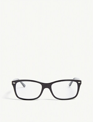 RAY-BAN RB5228 square-frame glasses