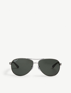 RAY-BAN RB8313 Tech aviator sunglasses