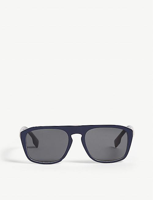 ea574529bf3 BURBERRY - Sunglasses - Accessories - Mens - Selfridges