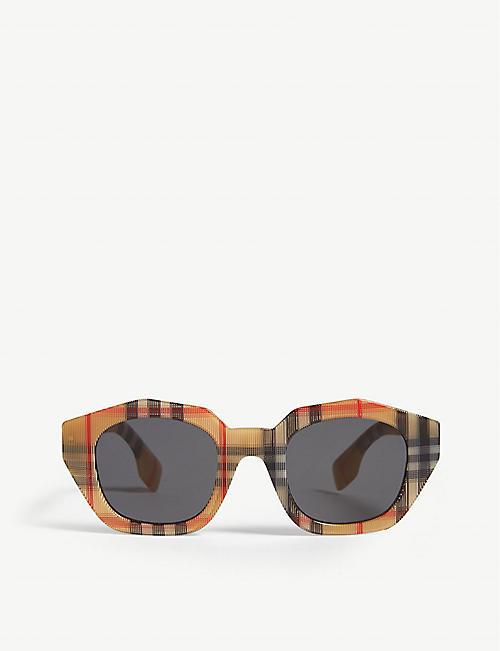 1957c27e7d8b BURBERRY - Sunglasses - Accessories - Womens - Selfridges | Shop Online