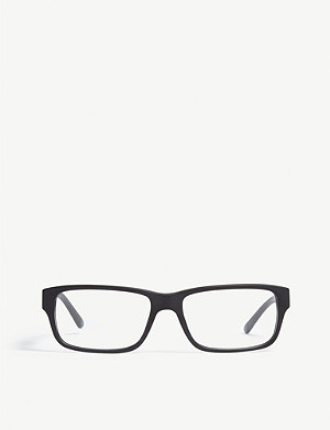 PRADA Pr16M55 Heritage rectangle-frame optical glasses