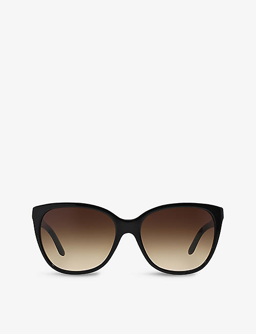 VERSACE: VE4281 square-frame acetate sunglasses