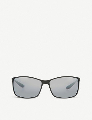 RAY-BAN Rb4179 liteforce square sunglasses