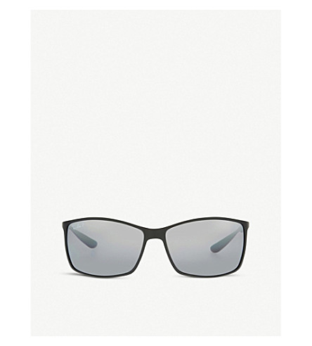 Ray Ban Sunglasses Rb4179 liteforce square sunglasses