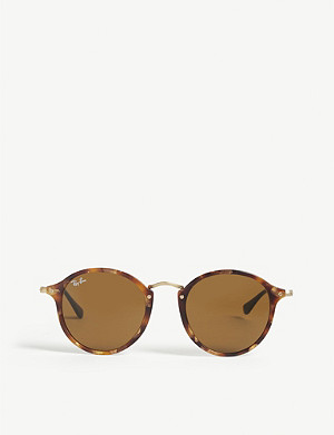 RAY-BAN RB2447 Havana Phantos sunglasses