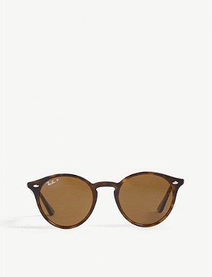 RAY-BAN RB2180 phantos-frame sunglasses