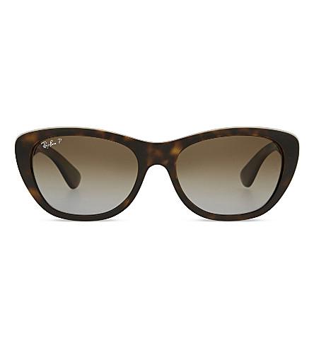 eeefa8d9f9 RAY-BAN - RB4227 square havana sunglasses