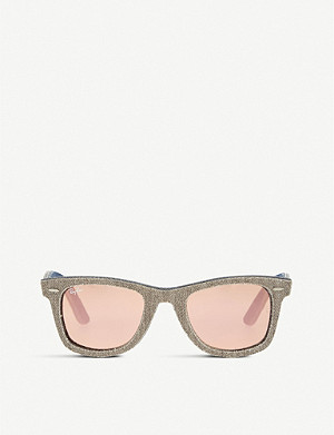RAY-BAN RB2140 square sunglasses