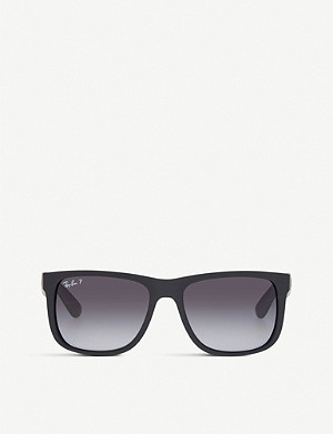 RAY-BAN Square polarised sunglasses
