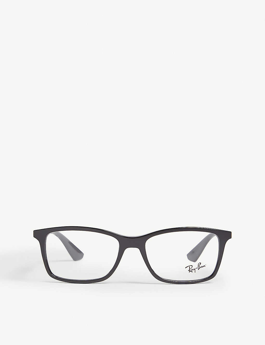 a46ff198e6ed RAY-BAN - RB7047 square-frame glasses | Selfridges.com