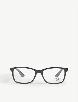 RAY-BAN RB7047 square-frame glasses