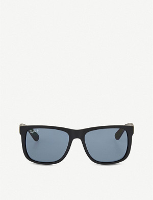 RAY-BAN RB4165 rectangle sunglasses