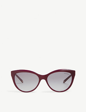 TIFFANY & CO Tf4119 cat-eye sunglasses