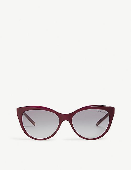 000d7a06a0a TIFFANY   CO - Sunglasses - Accessories - Womens - Selfridges