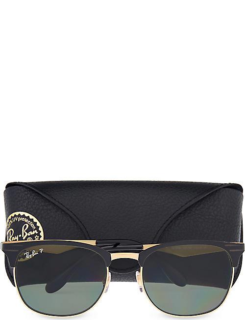 938a1c24fa RAY-BAN RB3538 round sunglasses