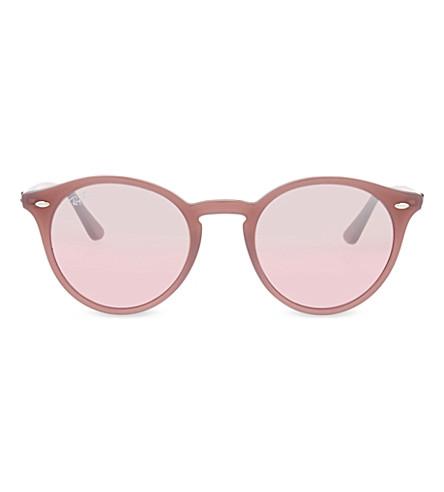 ea87580e85 RAY BAN Rb2180 Round Phantos Sunglasses