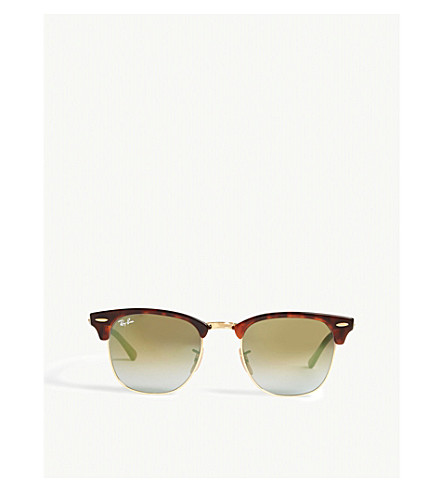 db11472af6 RAY-BAN - RB3016 Clubmaster Havana sunglasses