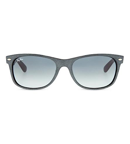 b2edc93b37a RAY-BAN - RB2132 New Wayfarer square-frame sunglasses