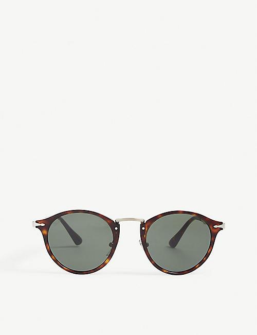 a143ff707385 PERSOL Calligrapher Edition PO3166 Havana phantos sunglasses