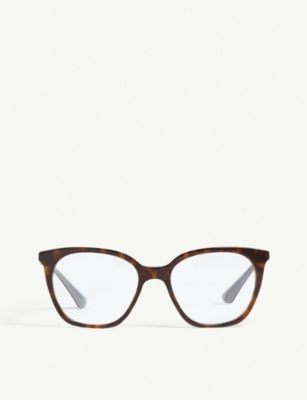 PRADA VPR11T square-frame glasses