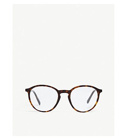 56eb53d74ef2 PRADA - VPR13T phantos-frame Havana glasses