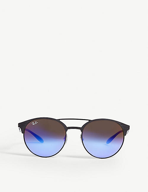 74814b295b RAY-BAN RB3545 phantos-frame sunglasses