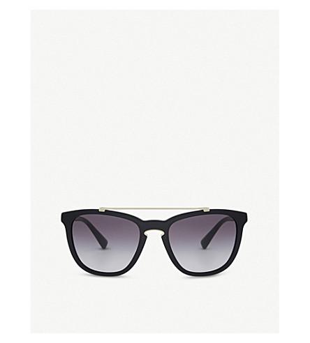 e21dbeb29d4 ... VALENTINO Va4002 square-frame sunglasses (Black. PreviousNext