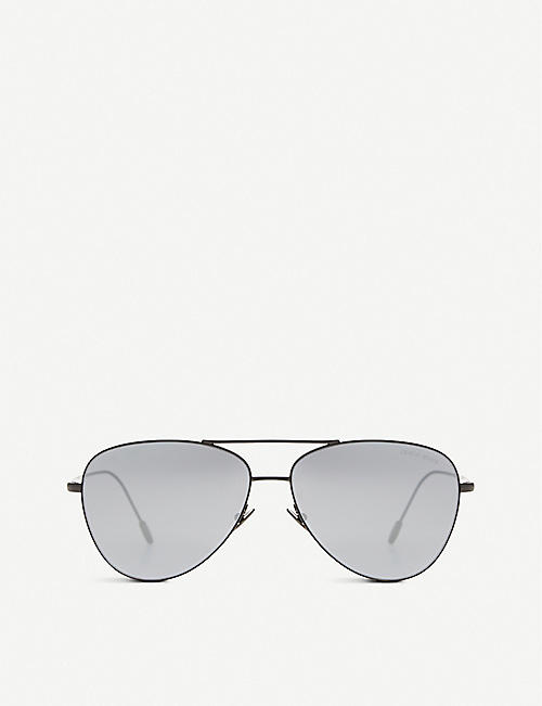 GIORGIO ARMANI - Sunglasses - Accessories - Womens - Selfridges ...