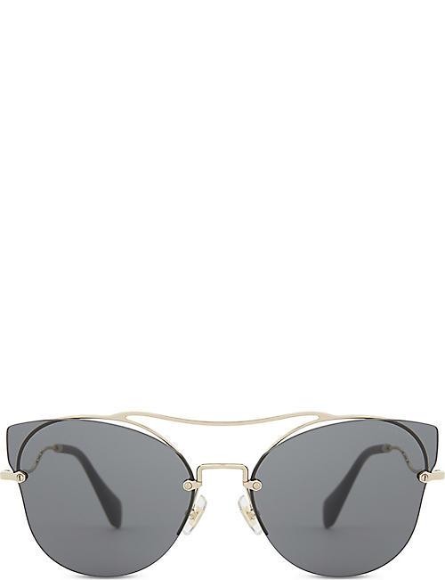 c5403a819e3b MIU MIU - Sunglasses - Accessories - Womens - Selfridges