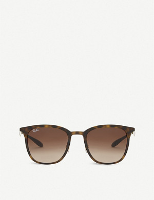 RAY-BAN Rb4278 tortoiseshell sunglasses