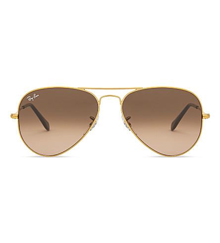 b5bba34d477 ... RAY-BAN Rb3025 aviator sunglasses (Light+bronze. PreviousNext