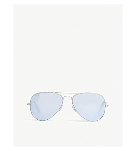 79e35618c41 RAY-BAN RB2183 square-frame sunglasses (Black