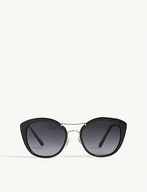 BURBERRY B4251 cat-eye sunglasses