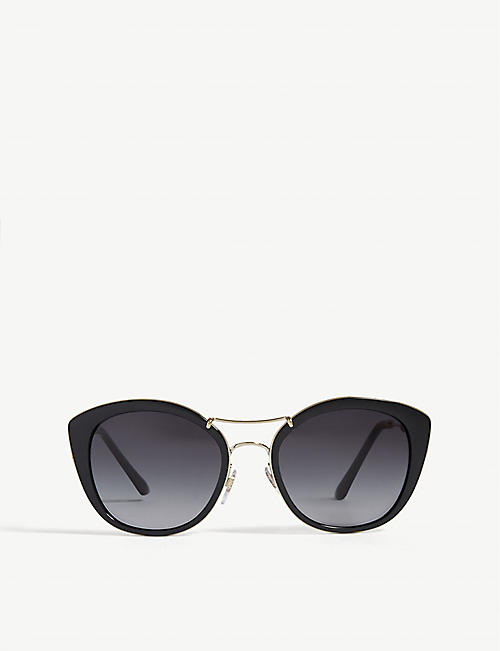 BURBERRY: B4251 cat-eye sunglasses