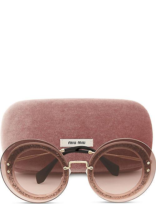 9cbe1c9c5d3c MIU MIU - Sunglasses - Accessories - Womens - Selfridges | Shop Online