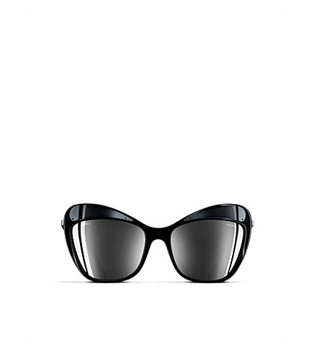 f8f874c9b41 CHANEL - Butterfly sunglasses