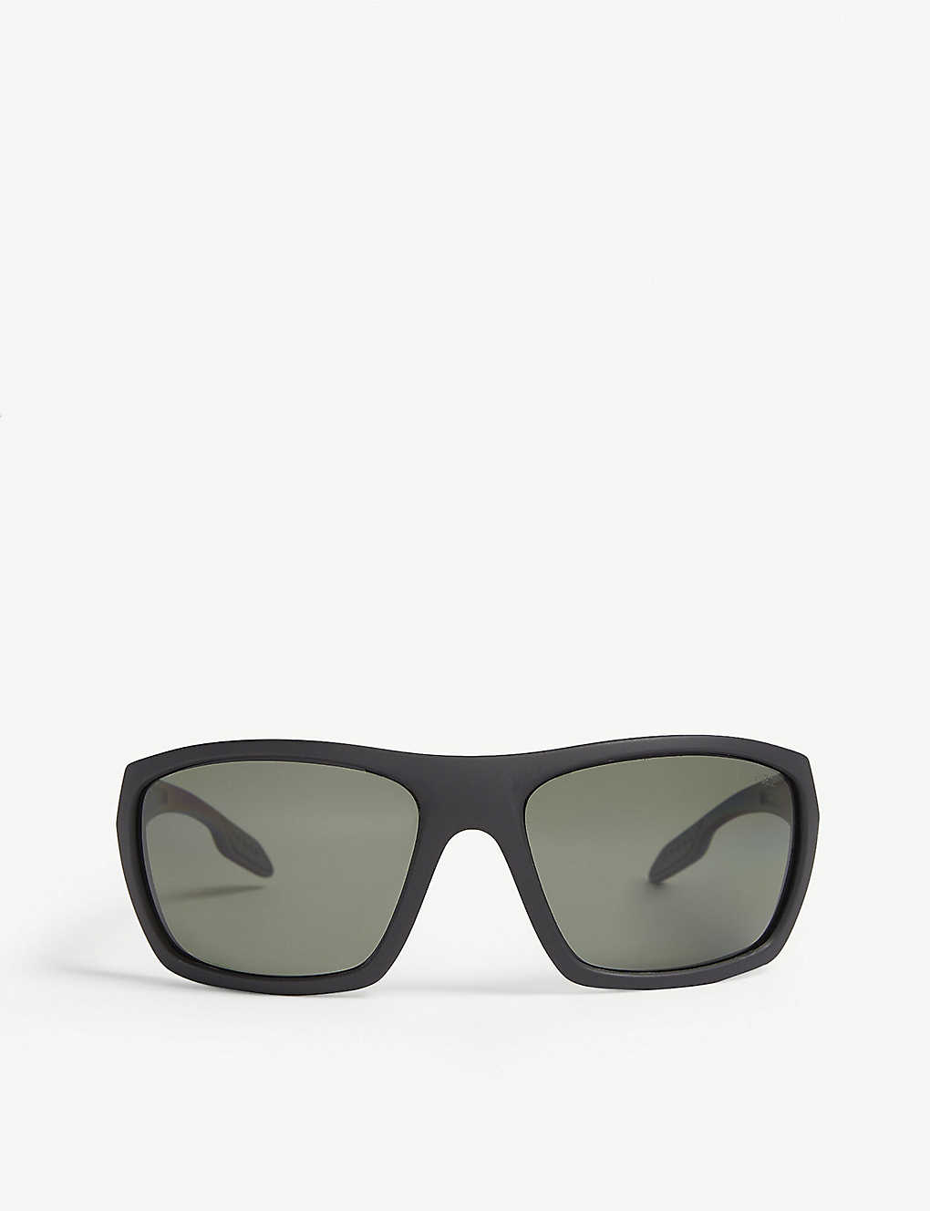 PRADA LINEA ROSSA: PS06S rectangle-frame sunglasses