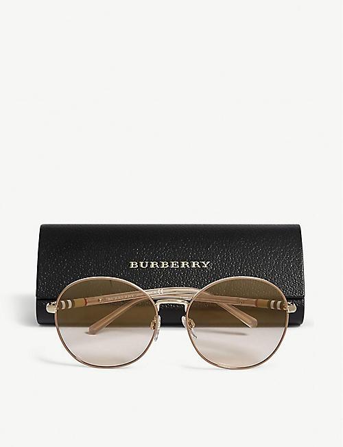 01f84aaf00020 BURBERRY - Sunglasses - Accessories - Womens - Selfridges