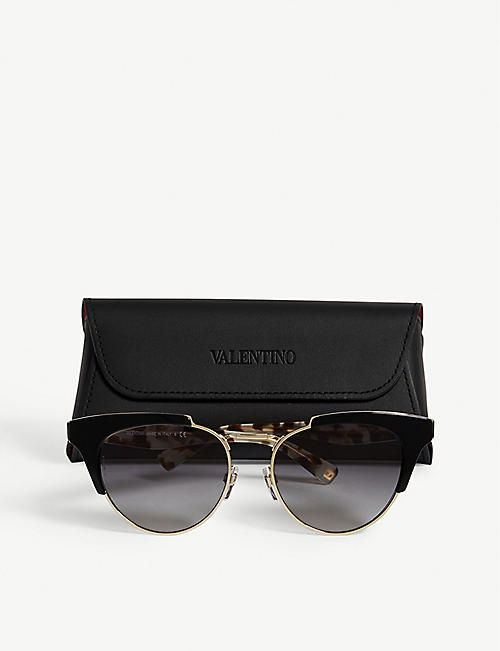 VALENTINO Va4026 cat eye sunglasses