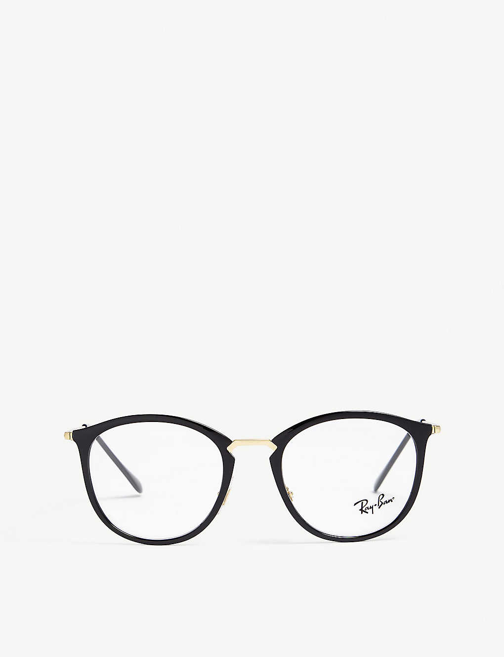 RAY-BAN: Rb7140 square-frame glasses