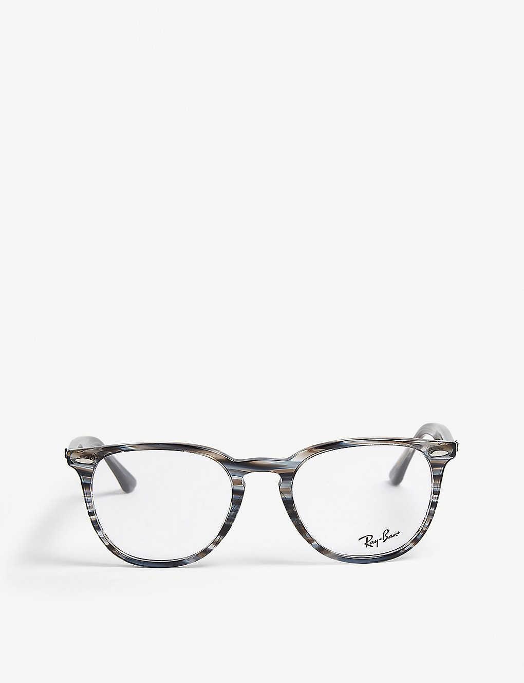 368d492d84c0 RAY-BAN - Rb7159 square-frame optical glasses | Selfridges.com