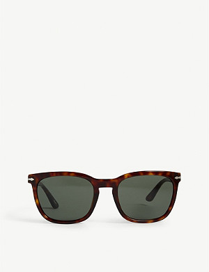 PERSOL PO3193S pillow-frame sunglasses