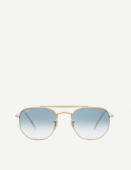 a751d8ed91 RAY-BAN Rb3648 square-frame sunglasses