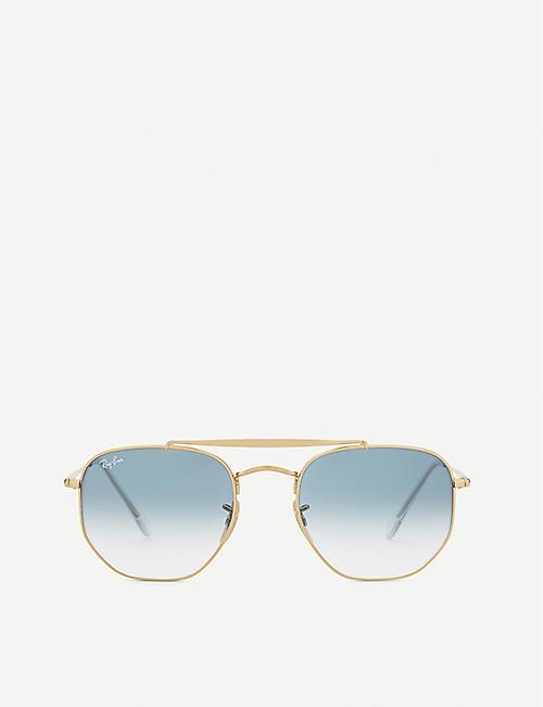 18c8aaf0d8f0f RAY-BAN Rb3648 square-frame sunglasses