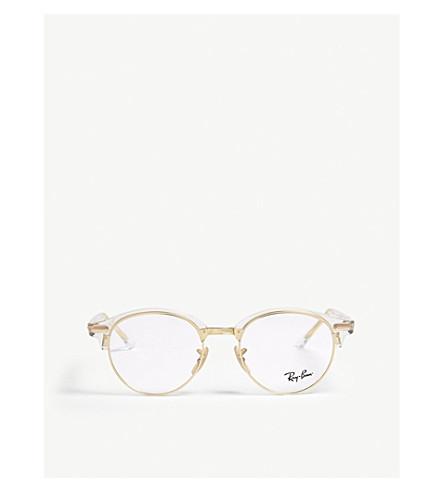 9d14fe87d1 RAY-BAN - Clubround phantos-frame optical glasses
