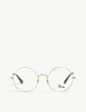 RAY-BAN JA-JO round glasses