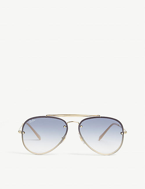 3b91abf43b RAY-BAN Rb3584 Blaze aviator sunglasses