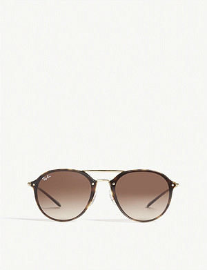 RAY-BAN Rb4292 Blaze square-frame sunglasses