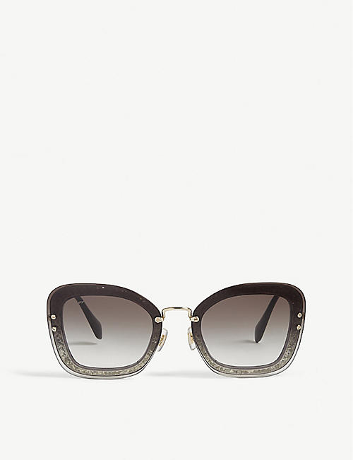 2b3c8949932 MIU MIU - Sunglasses - Accessories - Womens - Selfridges